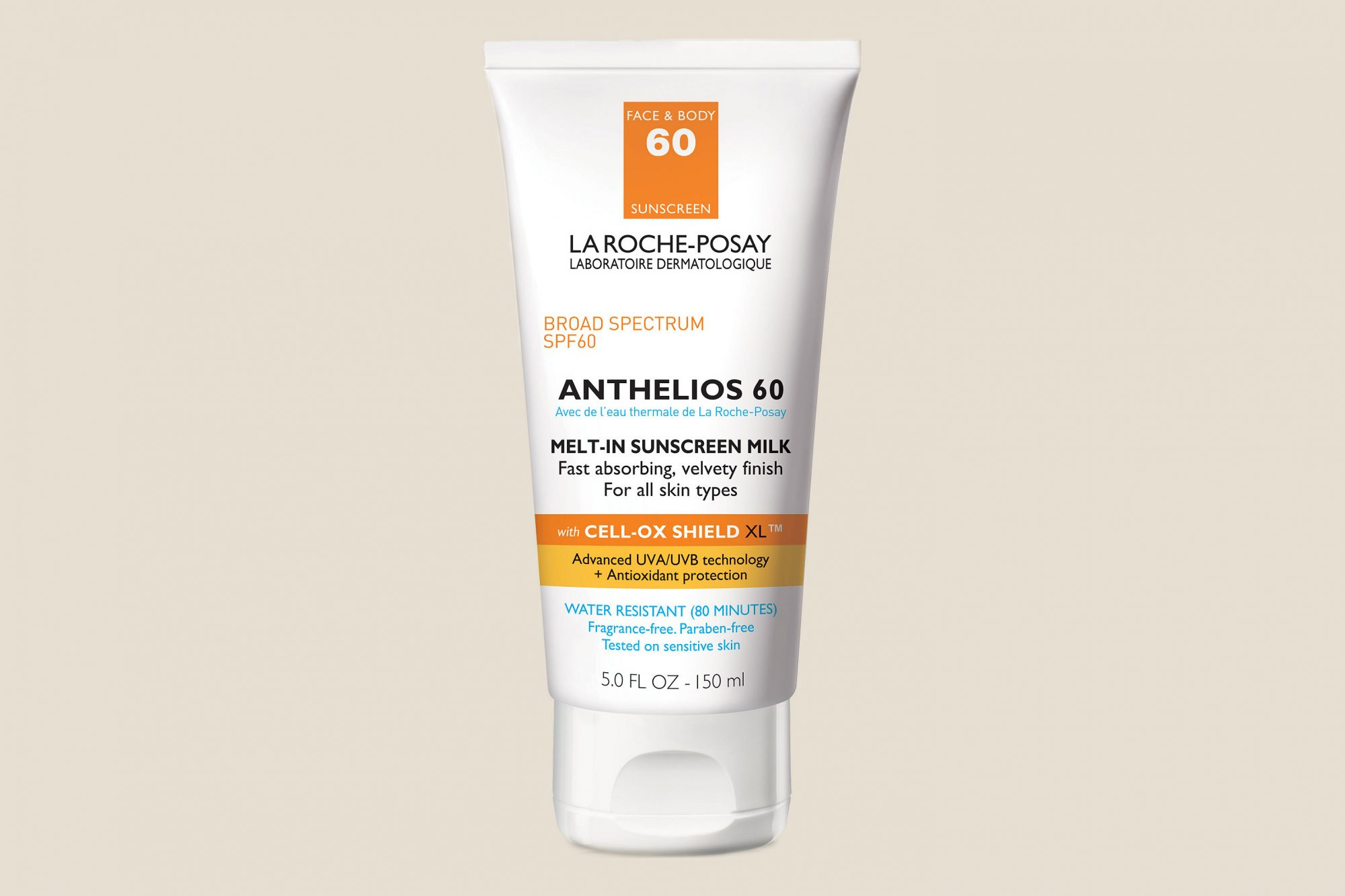 la roche posay anthelios 60 melt in sunscreen