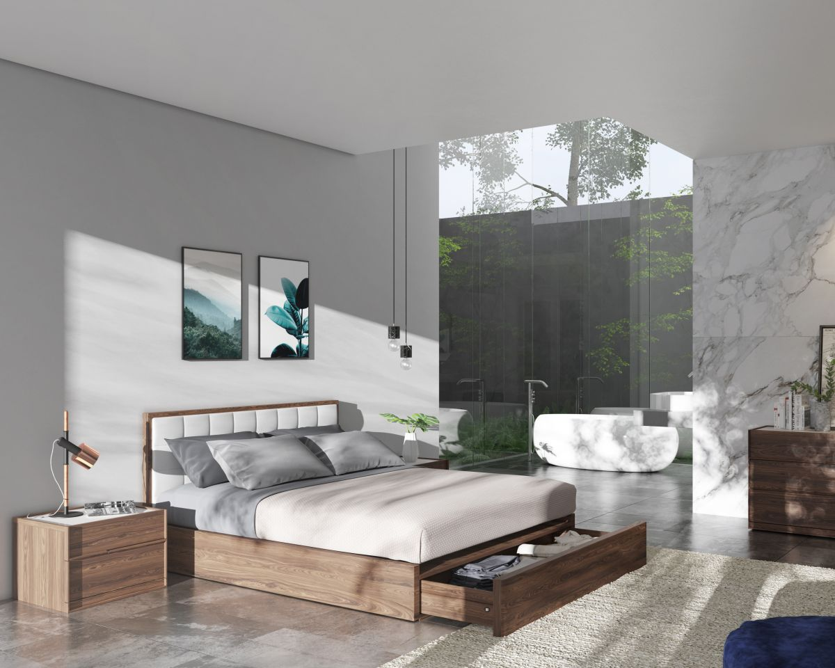 Rove Concepts Charlotte Storage Bed