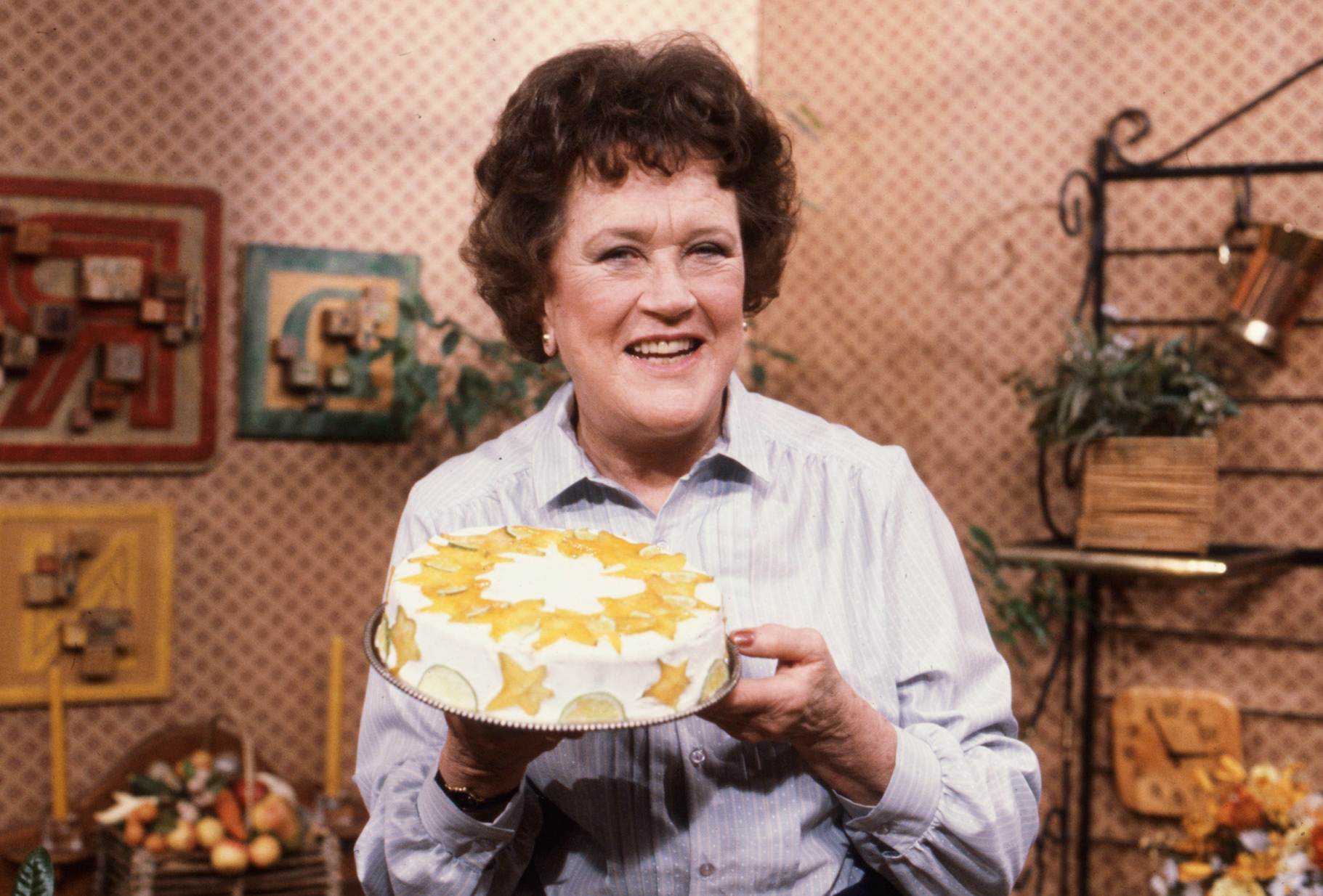 julia child cooking show
