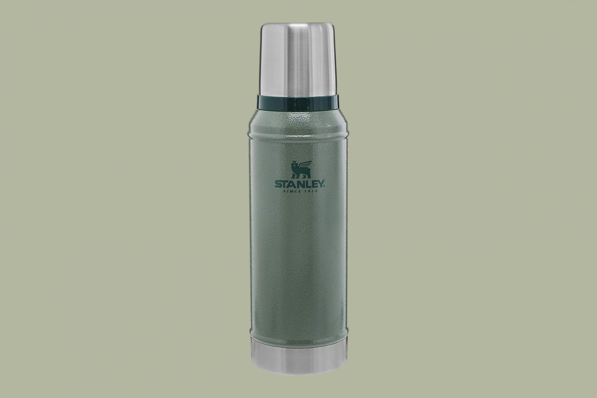 Stanley Classic Stainless-Steel 20-Ounce Thermos
