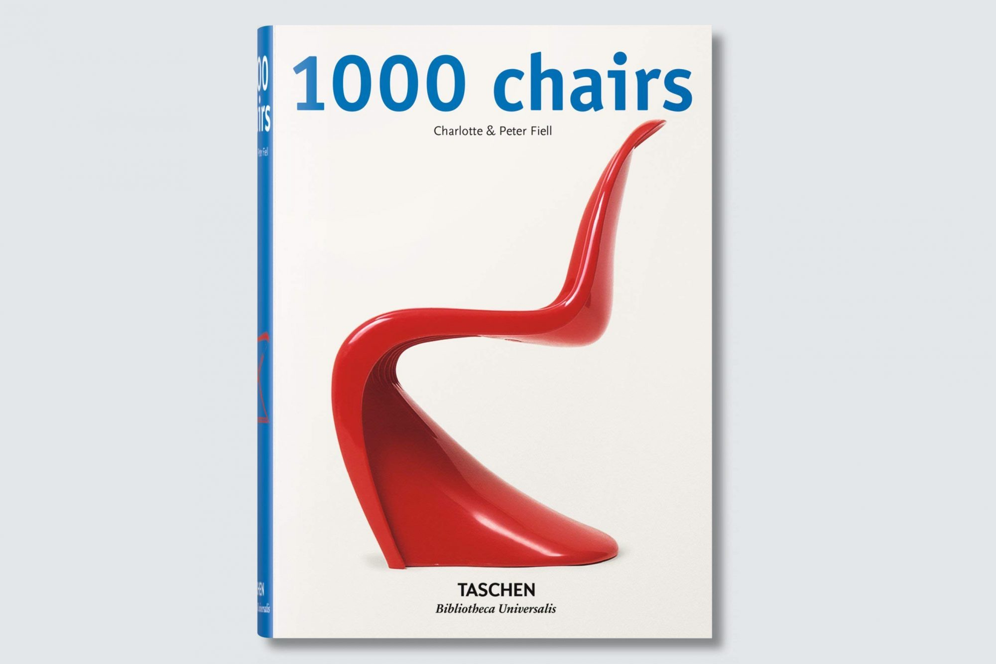 1000 Chairs (First Edition) by Charlotte & Peter Fiell