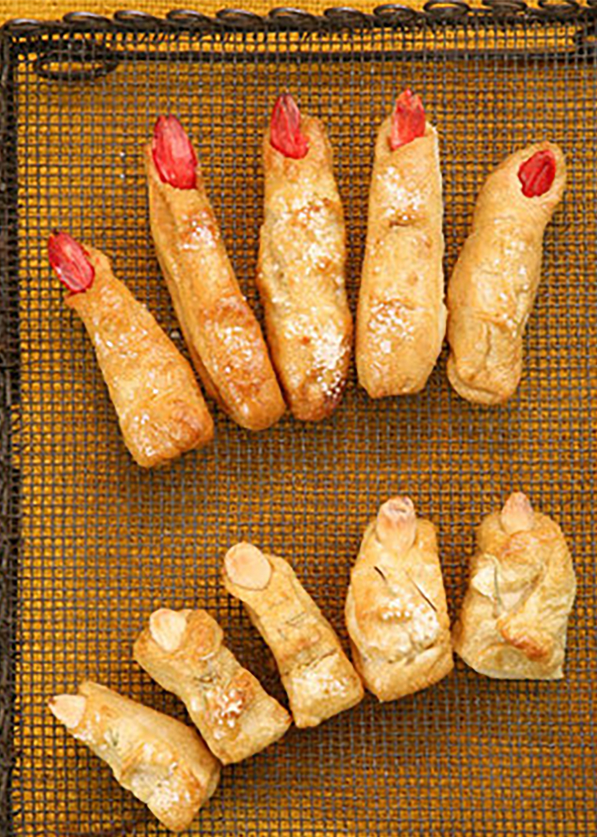 Ladies' Fingers and Men's Toes