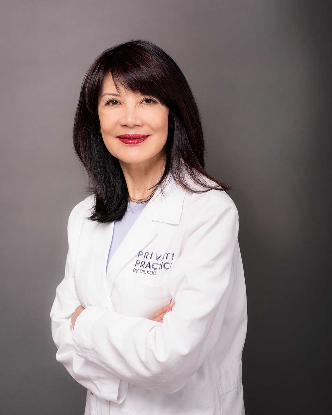 portrait of Dr. Michele Koo Private Practice by Dr Koo