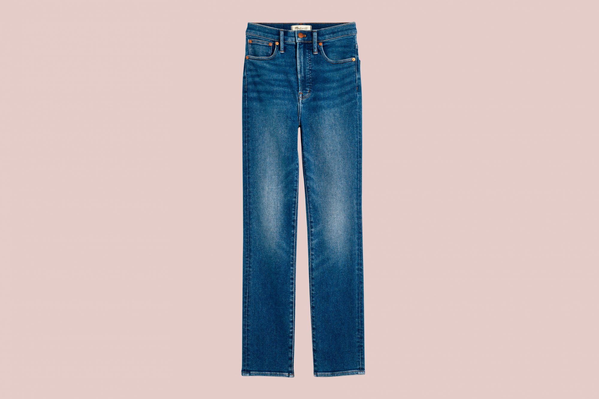 Madewell Perfect Vintage Jeans in Maplewood Wash