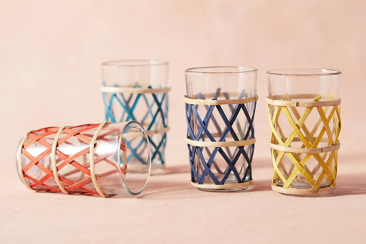 Terrain Colorful Cane Wrapped Tumblers