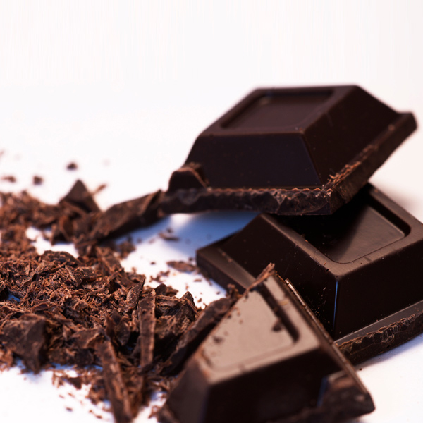 DARK CHOCOLATE stops stress and fights disease