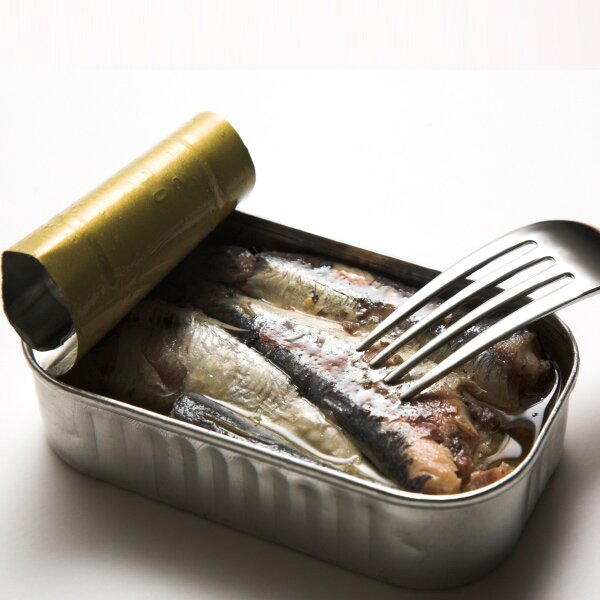 SARDINES fight heart disease
