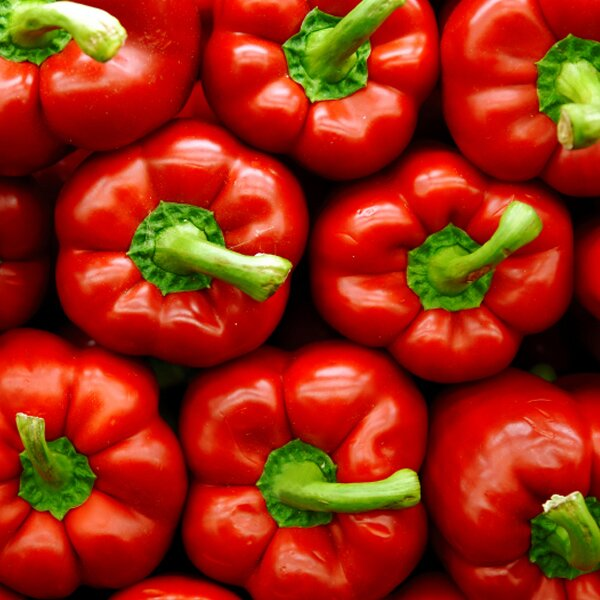 BELL PEPPERS protect your eyes