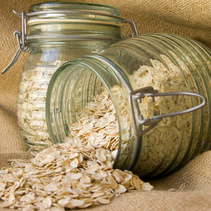 Healthy Foods that Speed up Metabolism #3: Rolled Oats