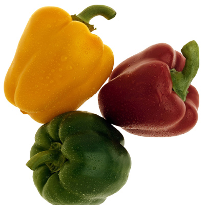 Hydrating Food: Bell Peppers