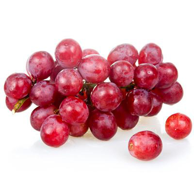 Hydrating Food: Red Seedless Grapes