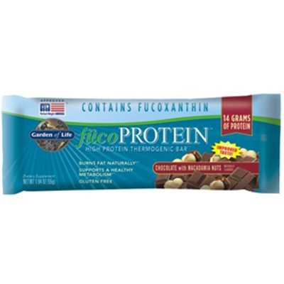 Best Post-Workout Bar: FucoProtein Bars