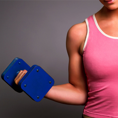 Myth: Lifting Weights Will Make You Bulky