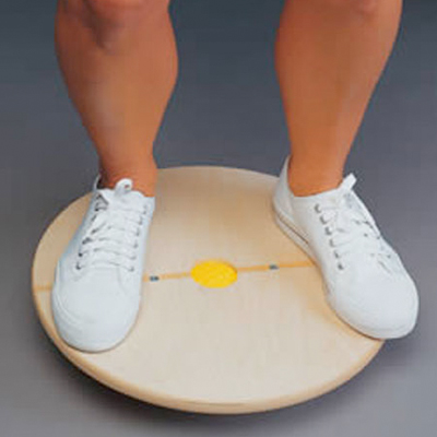 Then: Balance Boards