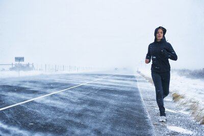 The Benefits of Running in Cold Weather | Shape