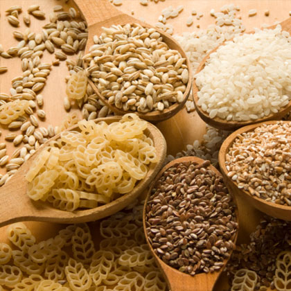 Refined and Re-Fortified Grains