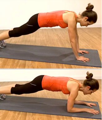 Sculpt Arms Faster With 4 Push-Up Variations - Shape