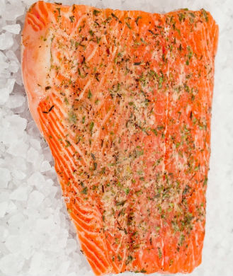 Salmon (or Other Fatty Fish)