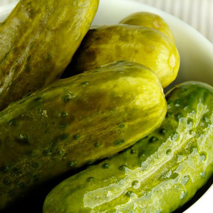 8 Calories: Dill Pickle