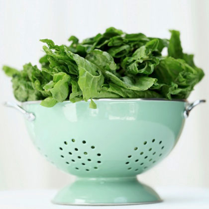 7 Calories: Spinach