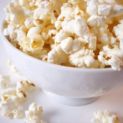 31 Calories: Air-Popped Popcorn