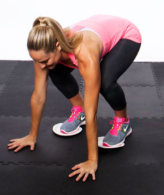Home Workout: Challenge Your Muscles
