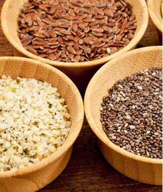 Ask the Diet Doctor: Should I Eat Flaxseeds, Chia Seeds, and