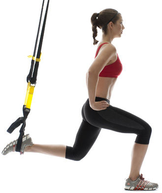 Total-Body TRX Workout