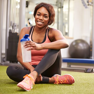 Image result for black woman gyming