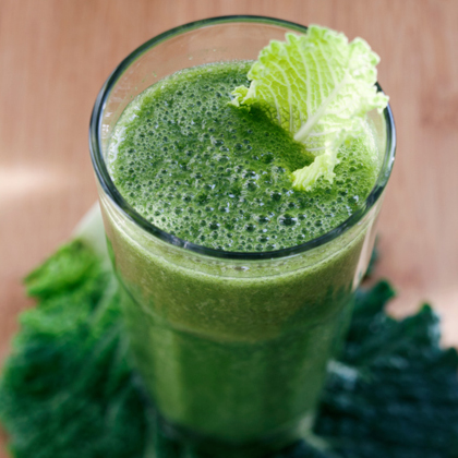 Green Bliss Smoothie