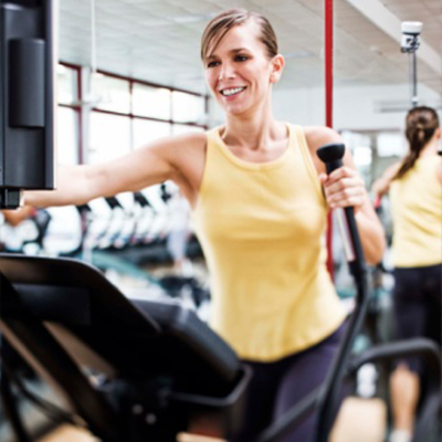 You Don't Use Your Upper Body Enough During Cardio Sessions