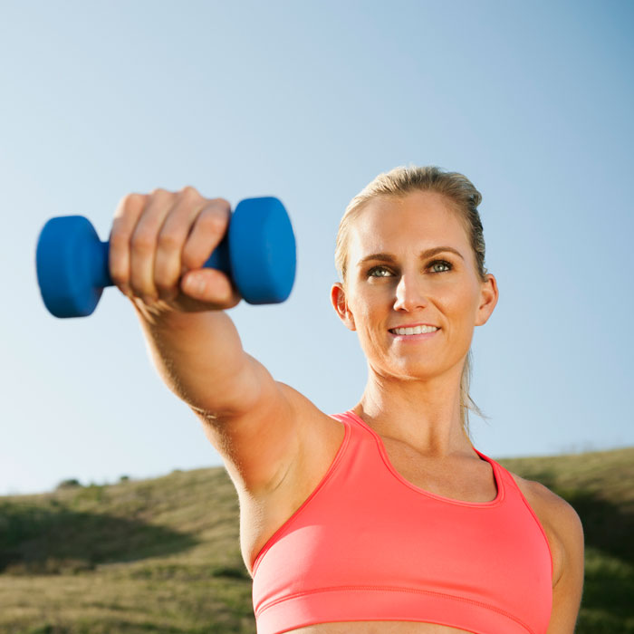 The Single Dumbbell Workout