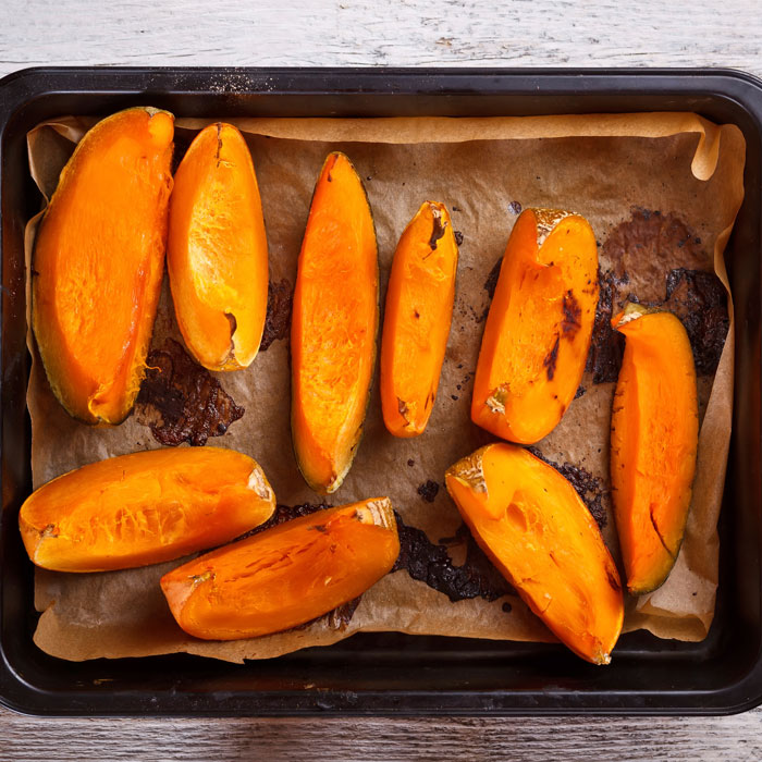 Pumpkin Is Easy to Cook