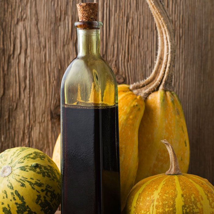 Pumpkin Seed Oil Is a Thing