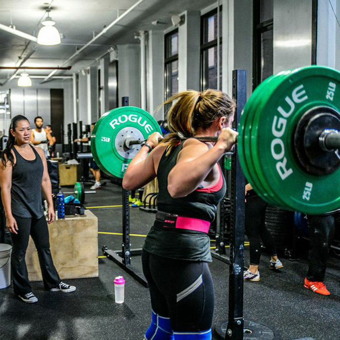 CrossFit NYC BlackBox