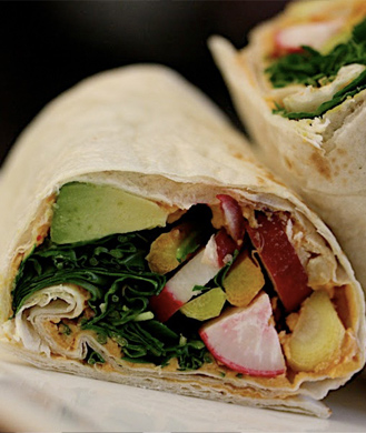 10 Tasty Sandwiches Under 300 Calories