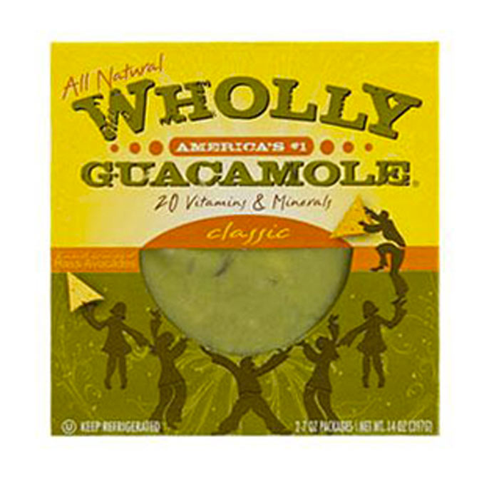 Best Guacamole: Wholly Guacamole