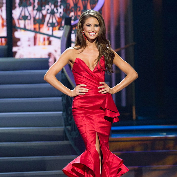 Miss USA's Tae Kwon Do-Inspired Workout Routine