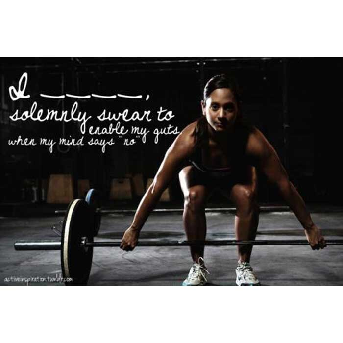 25 Inspirational Fitness Quotes to Motivate Every Aspect of Your