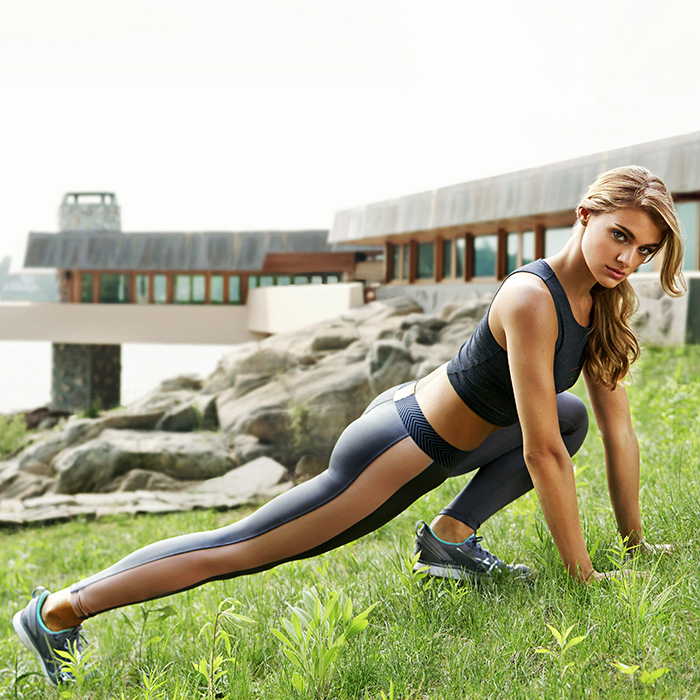 The Sprint-and-Sculpt Hill Workout