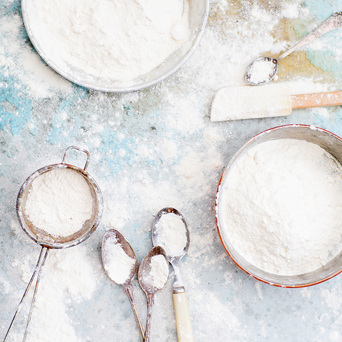 8 Types of Flour and How to Bake with Them