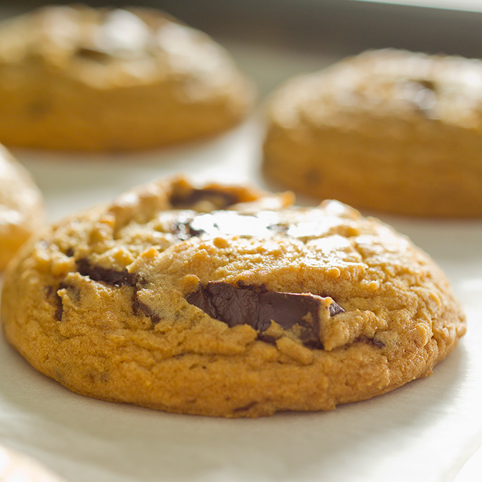 For Baking, Try Nut Flours