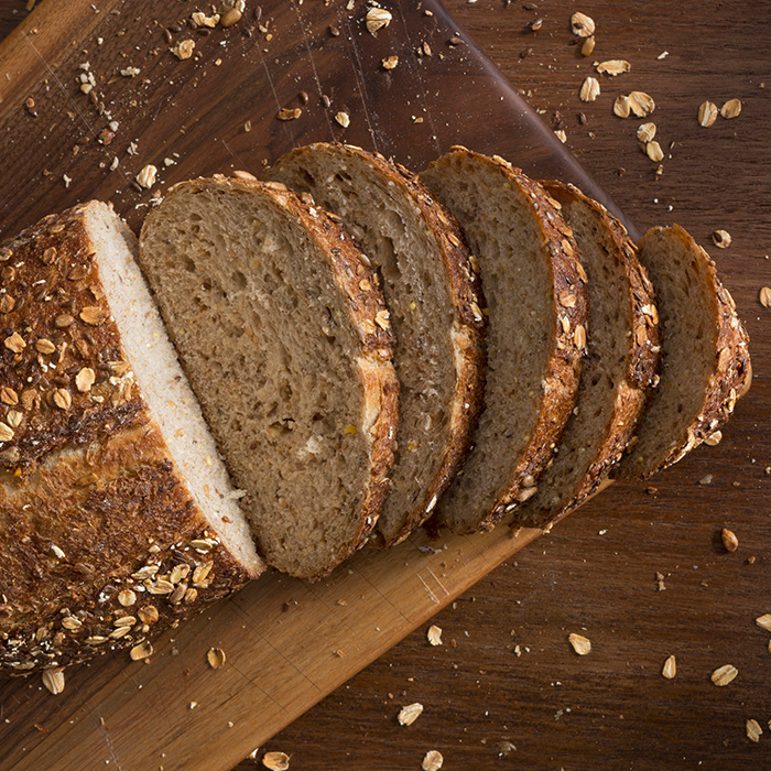 For Quick Breads, Try Oat flour
