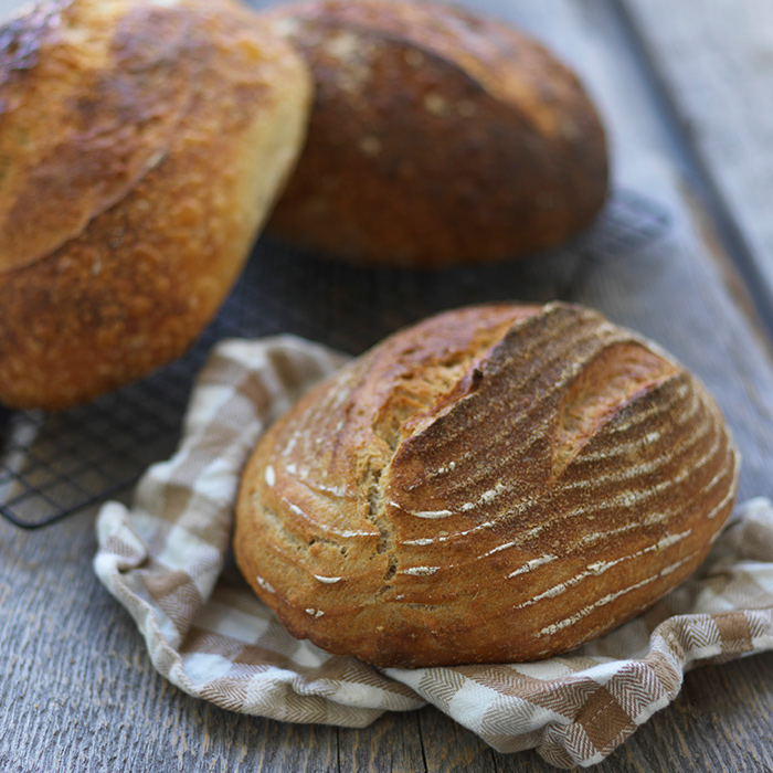 For Baking Bread, Try Ancient Grain Flours