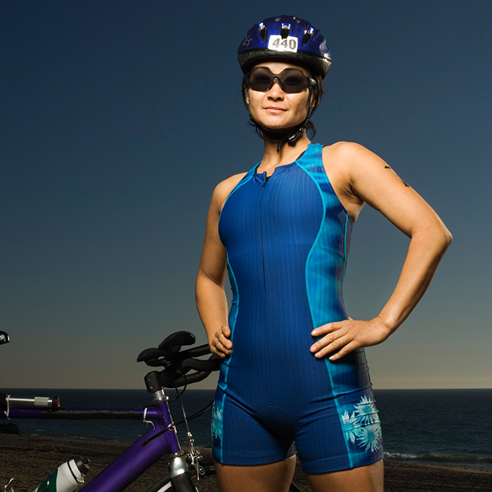 Splurge on Gear, Especially the Triathlon Suit
