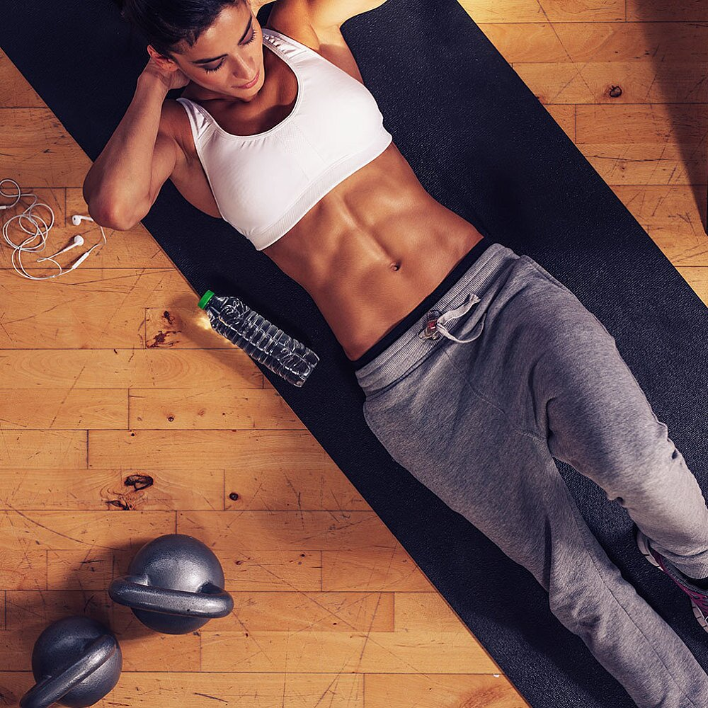 7 Ways To Improve Your Core Workout Shape