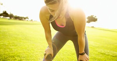 Why You Really Cough After a Tough Workout - Shape Magazine | Shape