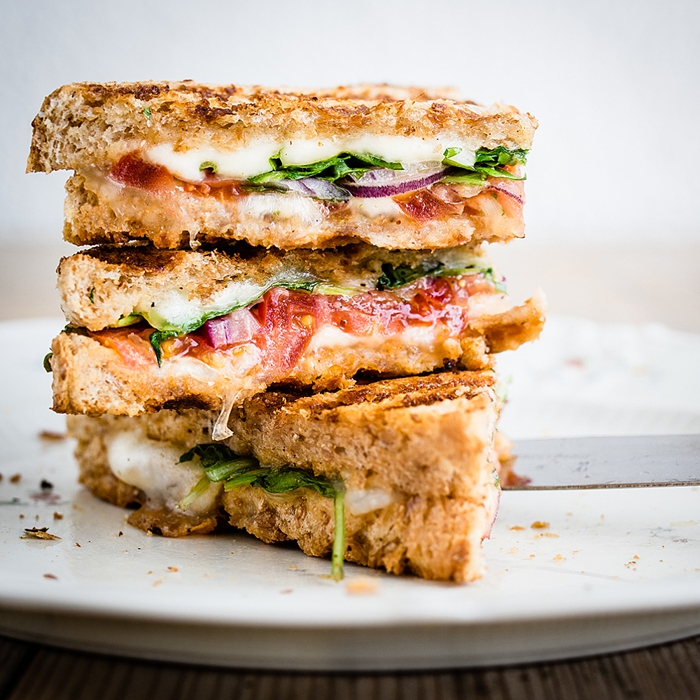 10 Healthy Grilled Cheese Recipes Shape