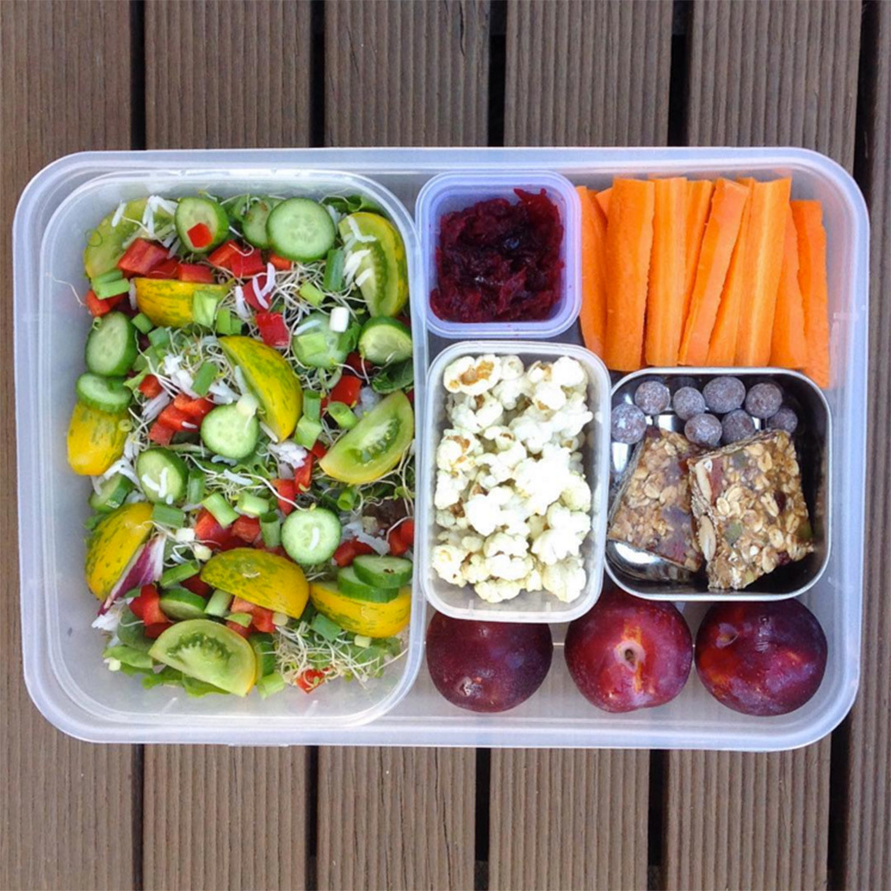 The Colorful Paleo Plate