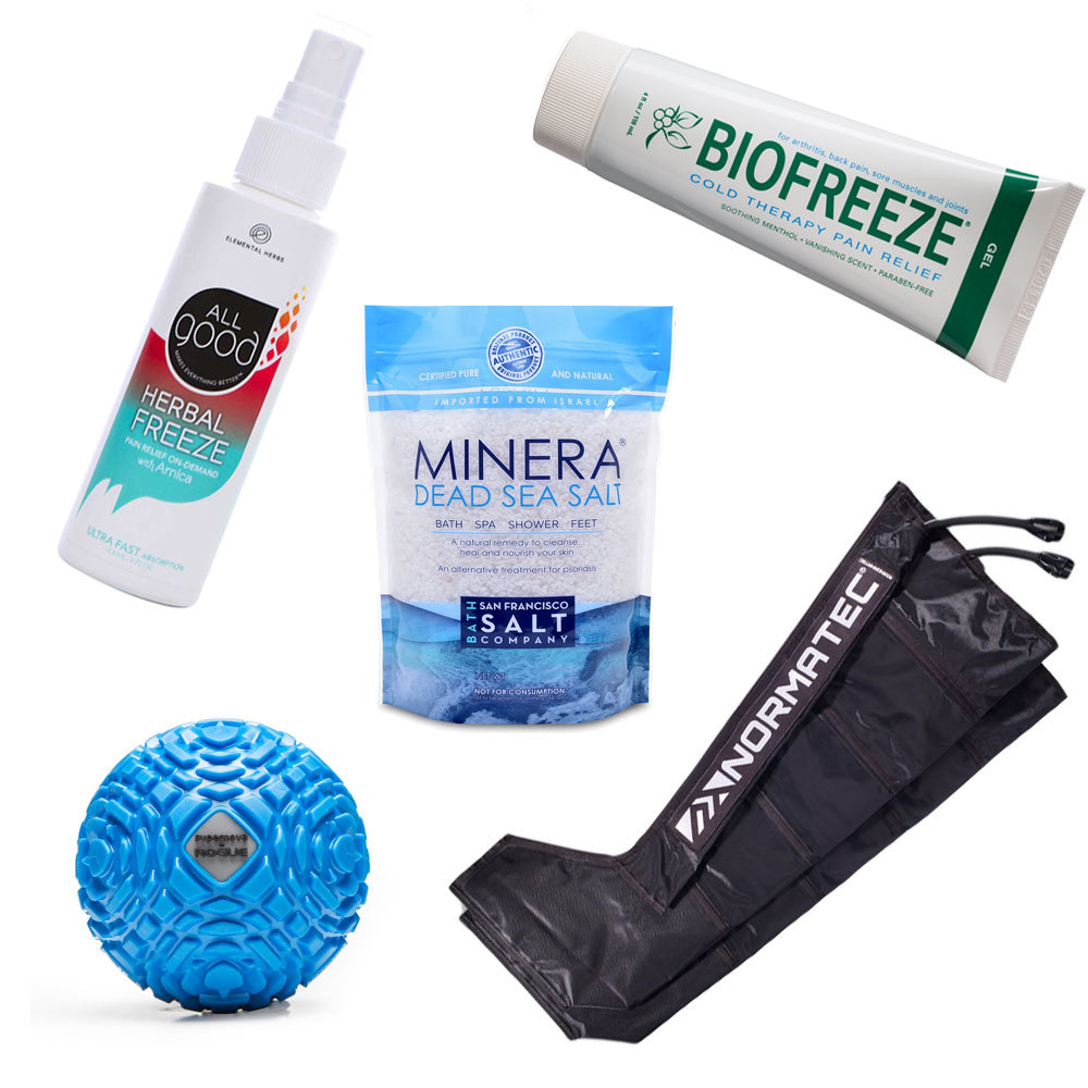 Personal Trainers Reveal the Best Products to Relieve Muscle Soreness